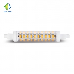 Ceramic Non-flicker R7S LED 10W Non-dim