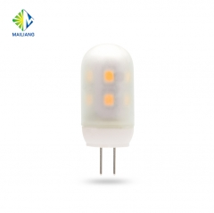 2W AC220-240V Ceramic LED G4 Bulb