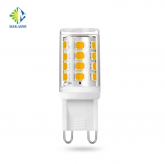 TUV Approved Non-flicker 2w G9 LED Bulb 44.5mm hei...