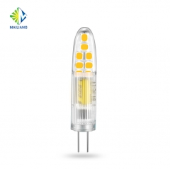 NEW ! 10mm thickness slim G4 SMD plastic bulb