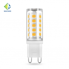New ! Best cost performance 3W 360lm LED G9 Bulb