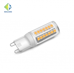 UL&TUV approved dimmable & non-flicker LED G9 Bulb